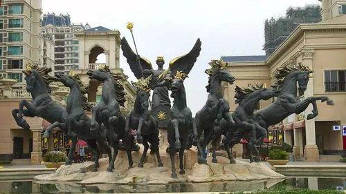 阿波罗雕塑