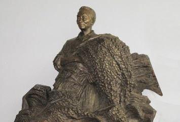 袁隆平雕塑