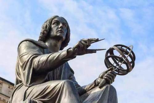 伽利略雕塑