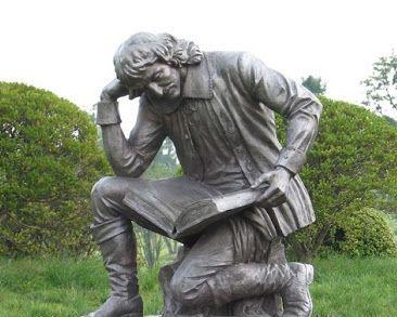 笛卡尔雕塑