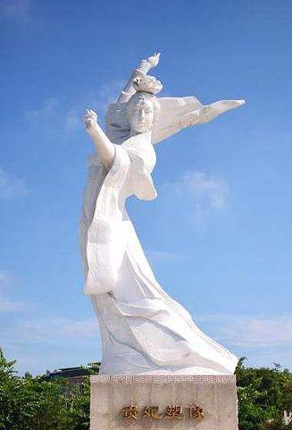 杨贵妃雕像