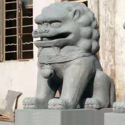 故宫狮子石雕