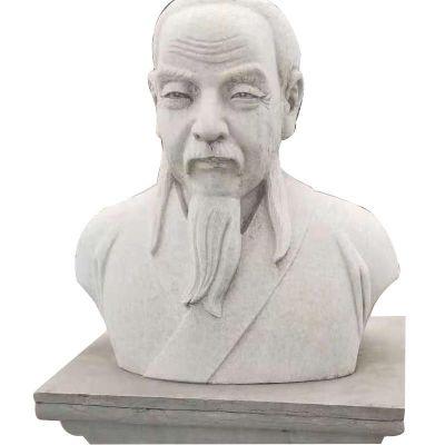 孔子肖像雕塑