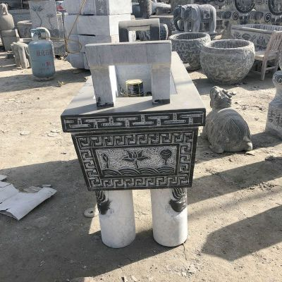 香炉石雕鼎