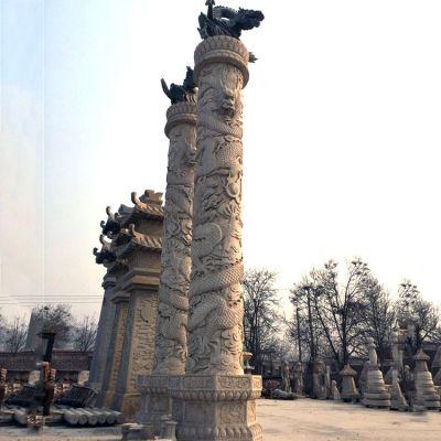 华表柱石雕