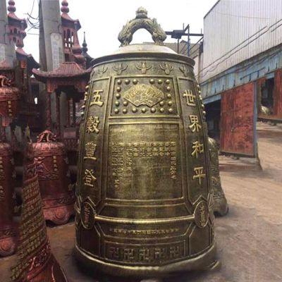 大型祈福铜钟