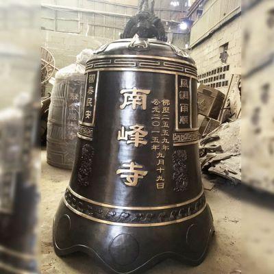 大型铜钟雕塑