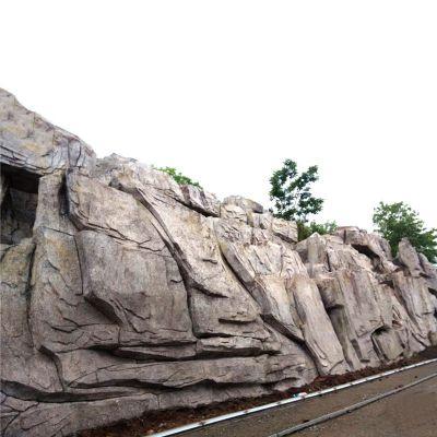 大型塑石假山