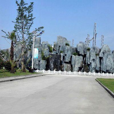 大型塑石假山雕塑