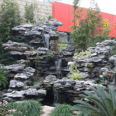 奇石假山雕塑