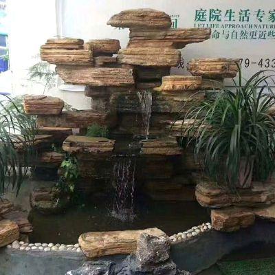 奇石景观假山雕塑