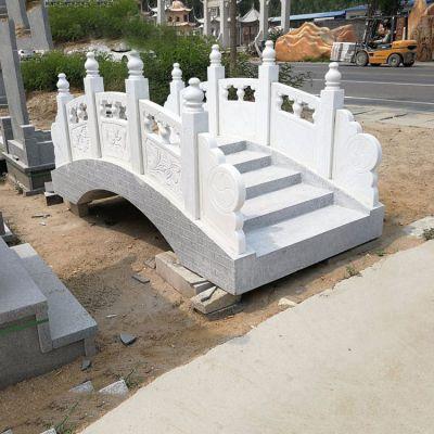 庭院石雕小桥