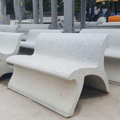 大理石公园椅子