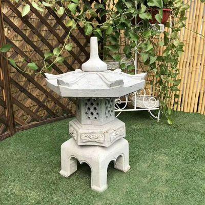 庭院石雕灯笼