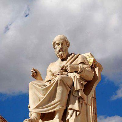柏拉图啥用石雕景观