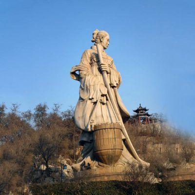 文姜大型景观雕塑