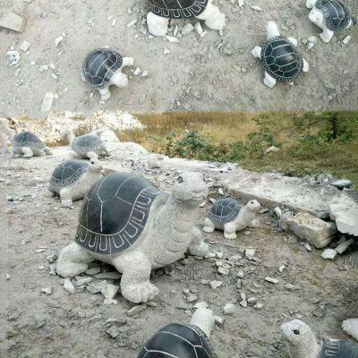 大理石乌龟石雕
