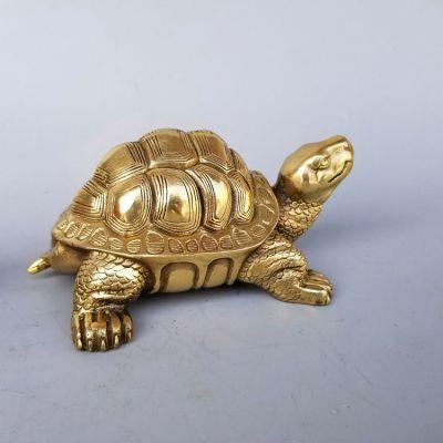 纯铜乌龟铸铜雕塑