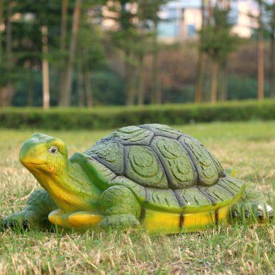 仿真玻璃钢乌龟雕塑