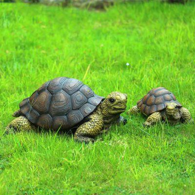 仿真乌龟公园雕塑摆件